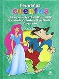 Pack: El Lobo Y Los Siete Cabritillos, La Bella Durmiente, El Sastrecillo Valiente Y Pulgarcita (Pequeños Cuentos)