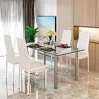 Tavolo Con Sedie Per Sala Da Pranzo