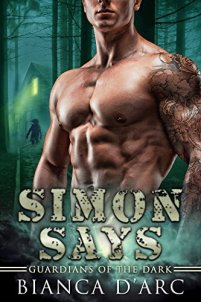 Simon Says (Guardians of the Dark Book 1) by [D'Arc, Bianca]