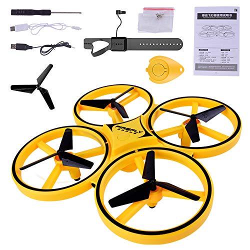 ZXYWW Mini Drone RC Quadcopter, Droni per Bambini E Principianti Facile da Pilotare, modalità Senza...