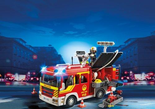 PLAYMOBIL 5363 – Löschgruppenfahrzeug mit Licht und Sound - 2