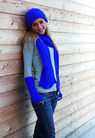 Lisa Strickgarn Wolle Set XL
