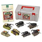 Colorata Stag Beetles Real Figure Book (japan import)