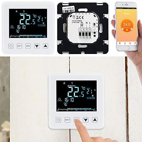 Thermostat connecté pour chauffage [Revolt]