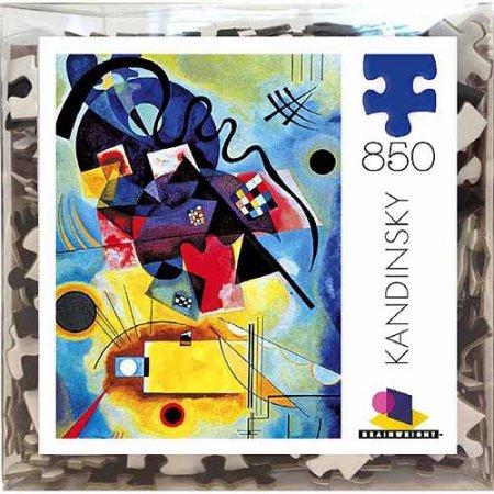 Ceaco/Brainwright Kandinsky Deluxe puzzle 850pezzi Wlm
