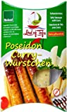 Lord of Tofu Bio Poseidon Tofu Curry-Würstchen 170g