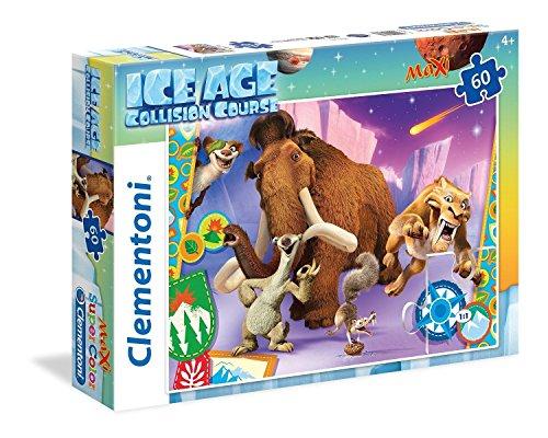 Clementoni 26583 - Puzzle 60 Maxi Ice Age 5