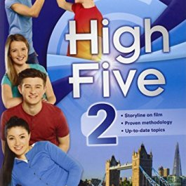 High five. Student's book-Workbook-Exam trainer. Per la Scuola media. Con CD Audio. Con e-book