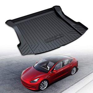 Tesla Model 3 Rubber Boot Liner Non-Slip Mat