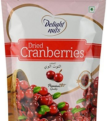 Delight Nuts Dried Cranberries-200gm 4