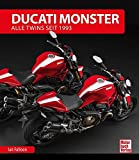 Ducati Monster: Alle Twins seit 1993