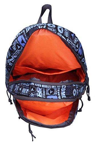 F Gear Burner 26 Liters P11 Sky Blue Casual Backpack 6
