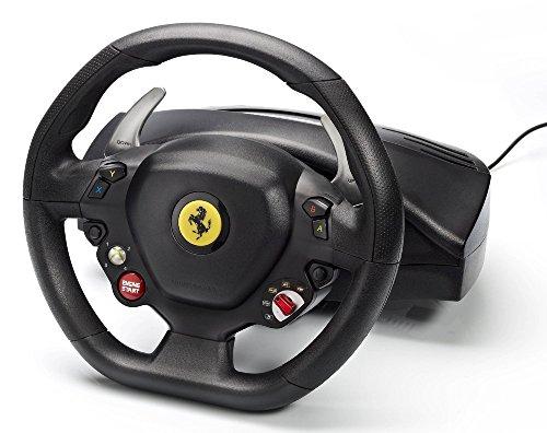 Thrustmaster Ferrari F458 PC - Volante Ferrari