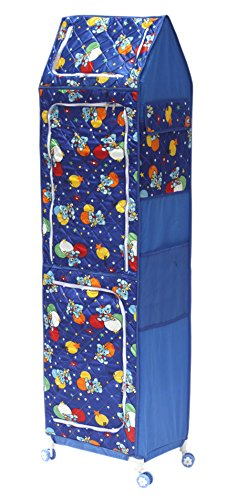 Amardeep and Co XXL Multipurpose Toy Box, Blue