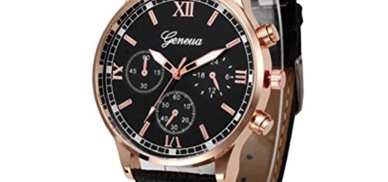 66788e9ce Los mejores 10 Reloj Barato Hombre - Guía de compra, Opiniones y Análisis  en 2019 - Losmejoreslista.com