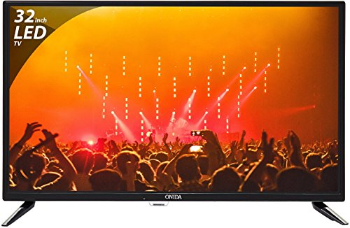 Onida 81 cm (32 inches) Brilliant Series LEO32HA/32HA1 HD Ready LED TV (Black)