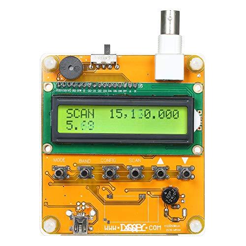 Festnight Digital Shortwave Antenna Analyzer Meter Tester for Ham Radio Q9 1~60M