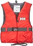 Helly Hansen Unisex Rettungsweste Sport II , Rot/Ebony , M (Chest size 85-105)