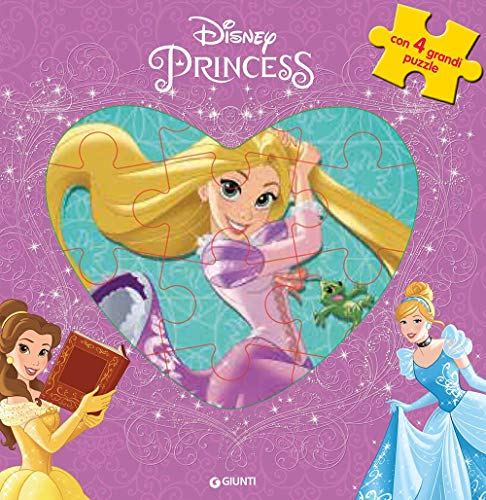 Principesse. Libro puzzle. Ediz. a colori