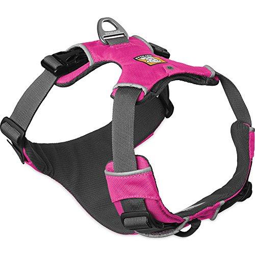 Ruffwear - Front Range Harness, color alpenglow, talla XXS