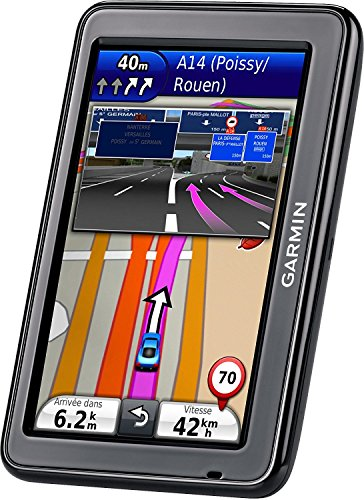 garmin n vi 2595lmt reconditionn s gps auto 5 pouces appel mains libres et commande vocale. Black Bedroom Furniture Sets. Home Design Ideas