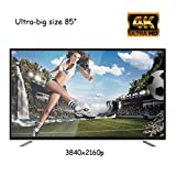 LCD Smart TV 4K 85 Pulgadas Calidad Industrial Ultra Fina