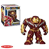 "Funko- Bobble Marvel Avengers Infinity War 6"" Pop 9 Hulkbuster Personaggio, 16 cm, 26898"