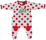 Tour de France - TDF-SB-3077 - Dotted Sleeper - Mixed Kids - Multicolored (Peas) - 3 months