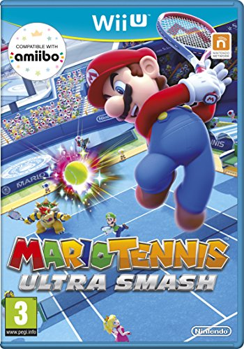 Mario Tennis: Ultra Smash [Importación Inglesa]