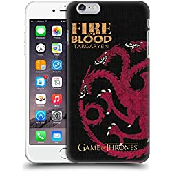 Official HBO Game Of Thrones Targaryen House Mottos Hard Back Case for Apple iPhone 6 Plus / 6s Plus