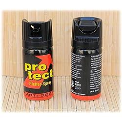 Armas de defensa personal Hop Fund Spray Pimienta