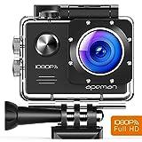 APEMAN A70, Action Cam Impermeabile Wifi Sports Cam FHD 14MP Dual...