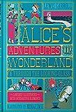 Alice's Adventures in Wonderland & Through the Looking-Glass (Harper Design Classics)