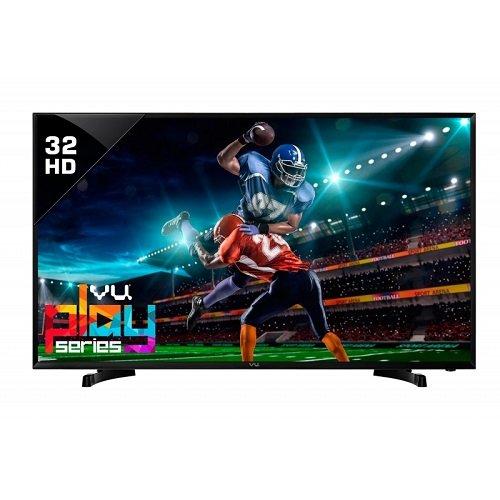 Vu 80 cm (32 inches) 32K160 HD Ready LED TV (Black)