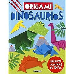 Dinosaurios (Origami)