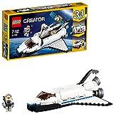 "LEGO UK 31066 ""Space Shuttle Explorer Construction Toy"