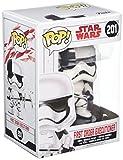 Funko- The Last Pop Bobble: Star Wars: Gli Ultimi Jedi: First Order Executioner, 14749