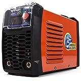 Greencut MMA-200 Soldador DC Inverter Turbo Ventilado, Naranja, 200 A