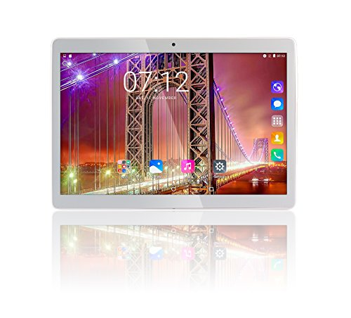 "Fusion5 9.6"" 4G Tablet Pc,(4G Dual Sim , 2GB RAM, 32GB Storage,Quad-Core Processor, Ips Screen, Android 6.0 Marshmallow)"