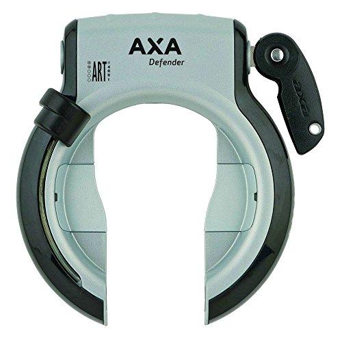 AXA 1X Rahmenschloss Defender Schwarz