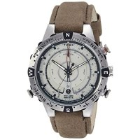 Timex Intelligent Compass Chronograph Off White