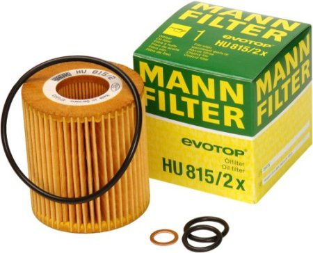 Mann Filter HU 815 2 X Ölfilter