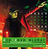 Tutto in Una Notte: Live Kom 2015 [Italia] [Blu-ray]