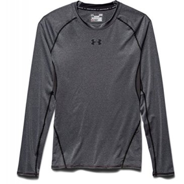 Under Armour Mens HeatGear Ultra Tight Stretchy Long Sleeve T Shirt