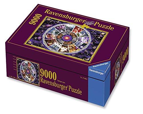 Ravensburger Italy Puzzle in Cartone Lo Zodiaco, 9000 Pezzi 17805