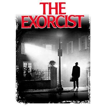 DibuNaif Camiseta Hombre - Unisex Cine El Exorcista 4