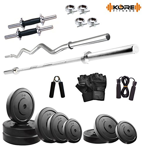 Kore 20KG Combo 2-WB Home Gym