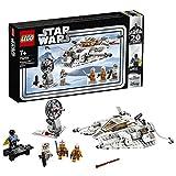 LEGO Star Wars - Snowspeeder - Édition 20ème Anniversaire - Jeu de construction - 75259