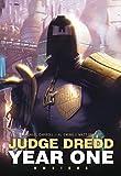 Judge Dredd: Year One Omnibus (Judge Dredd: The Early Years)