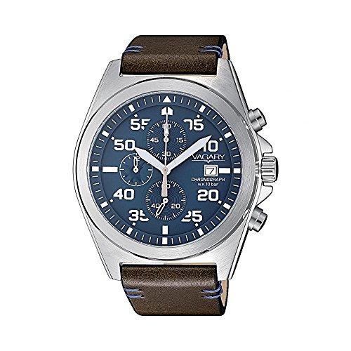 orologio cronografo uomo Vagary By Citizen Explore sportivo cod. IA9-713-70